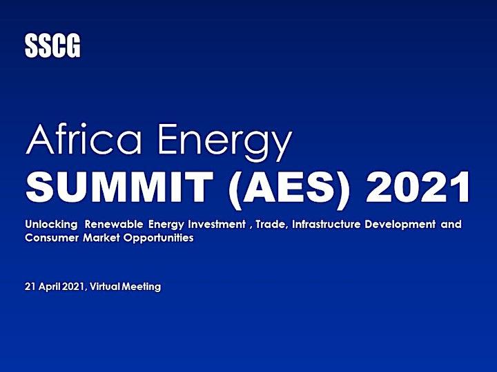 Africa Energy Summit (AES) 2021 image
