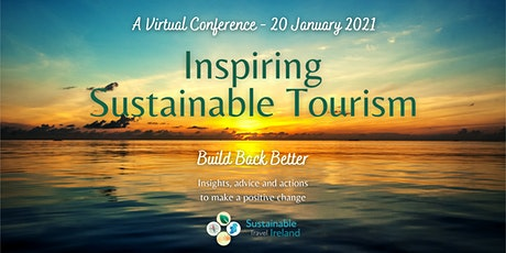 Inspiring Sustainable Tourism - 'Build Back Better' tickets