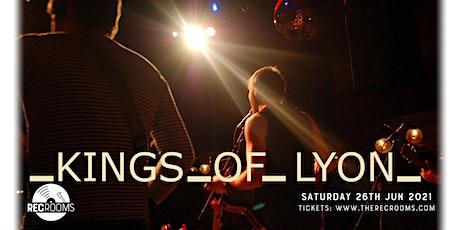 Kings of Lyon tickets