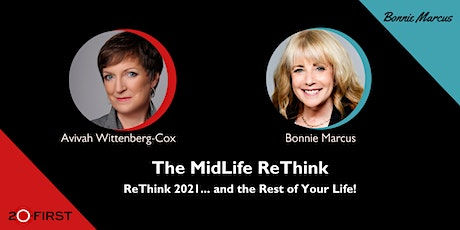 The MidLife Rethink with Avivah Wittenberg-Cox & Bonnie Marcus tickets