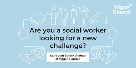 Childrens Social Work Recruitment  Open Evening tickets