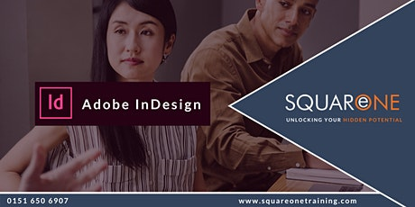 Adobe InDesign - Advanced tickets