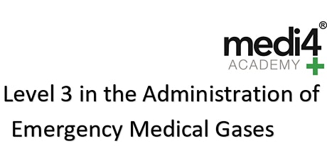 QA Level 3 Award in the Administration of Emergency Medical Gases tickets
