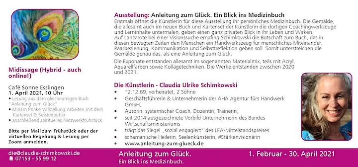 Midissage - Anleitung zum Glück. Ein Blick ins Medizinbuch.: Bild