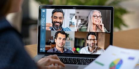 Animer des réunions efficaces et dynamiques à distance  - 22.03.2021 billets