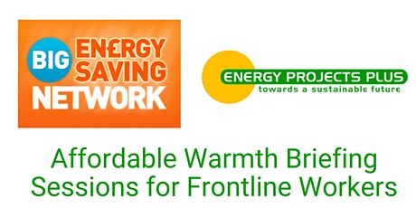 Affordable Warmth Session for Frontline Workers tickets