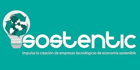Pre-aceleración para emprendedores MÁLAGA- PROYECTO SOSTENTIC boletos