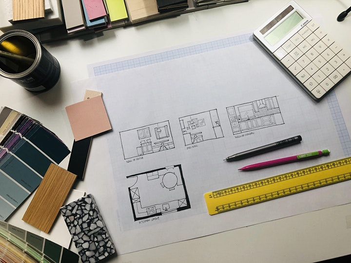 Designer's Table Online: Draw a Room in your Home image
