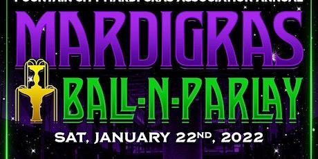 Mardi Gras Ball & Parlay 2022 tickets