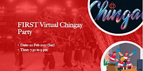 Virtual Chingay Party 2021 tickets