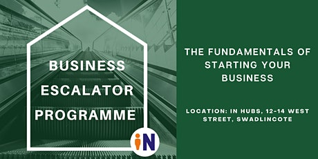 The Fundamentals of Starting your Business tickets
