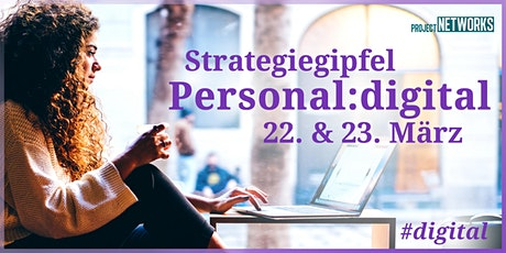 Strategiegipfel Personal:digital Tickets