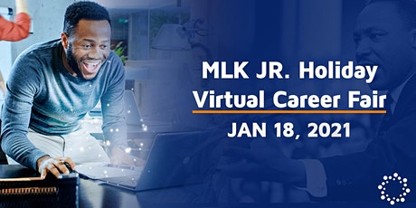 MLK Jr. Diversity Virtual Career Fair tickets