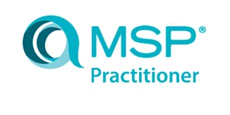Managing Successful Programmes MSP Advanced 2 Days Training in Christchurch tickets