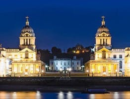 Royal Maritime Greenwich Ghost Tour