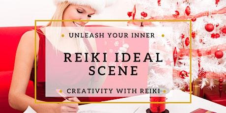 Usui Reiki Share & Ideal Scene Writing tickets