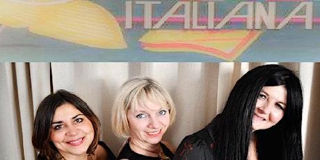 Incontro con la Canzone Italiana nel Mondo - Racconti  Canzoni Aneddoti biglietti