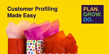 Customer Profiling Made Easy tickets