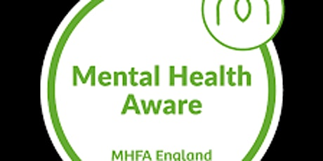 'Mental Health Aware' for frontline professionals who work in Hackney tickets