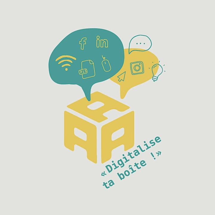 Image pour Diag Numérique #Digitalisetaboîte