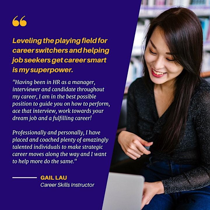 [TWS EXCLUSIVE] Career Hacking 101 — CV & Interview Skills Workshop image