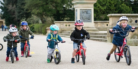 Balance Bikers Group 3rd & 10th January (Back in Roberts Park) tickets