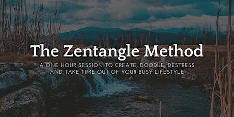 The Zentangle Method tickets