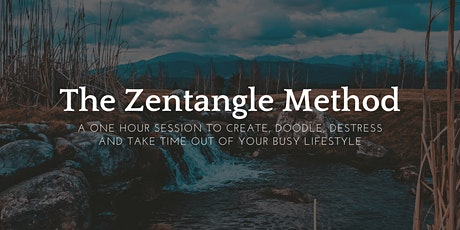 The Zentangle Method tickets
