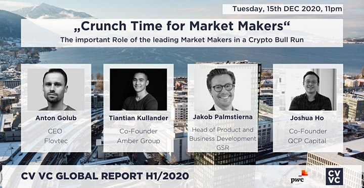 CV VC Global Report - Crunch Time for Market Makers image