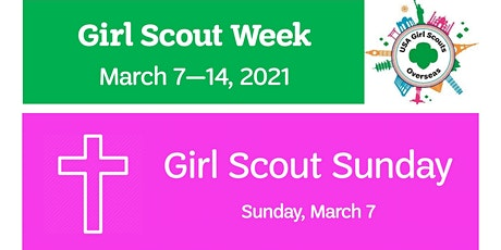USAGSO Celebrates Girl Scout Week : Girl Scout Sunday tickets