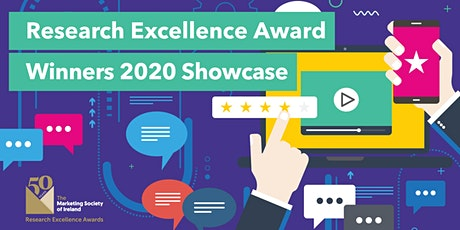 Marketing Society's Research Excellence Award Winners 2020 Showcase tickets