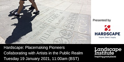 LI Webinar: Placemaking Pioneers – Collaborating with Public Realm Artists
