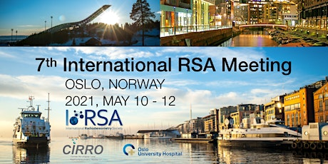 International RSA Meeting tickets