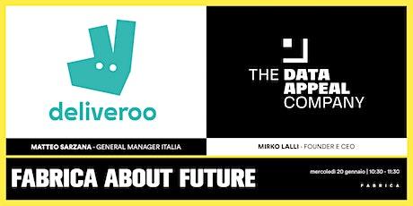 Fabrica About Future biglietti