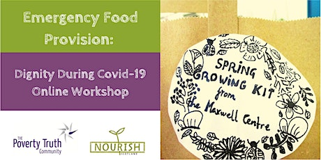 Relaunching:  Highland: Emergency Food Provision - Dignity During COVID-19 tickets