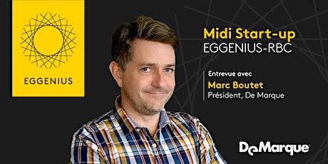 Midi Start-up EGGENIUS-RBC billets
