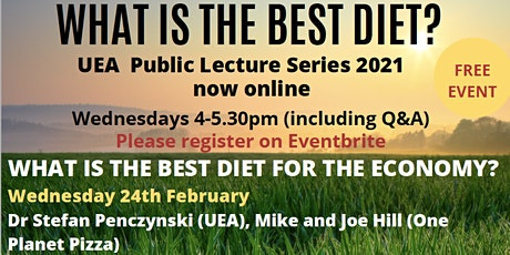 What is the best diet for the economy? tickets