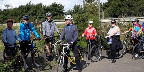 Bike Ride - Mosey to Markinch - CANCELLED tickets