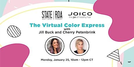 StateRDA & Joico present Cherry Petenbrink and Jill Buck tickets