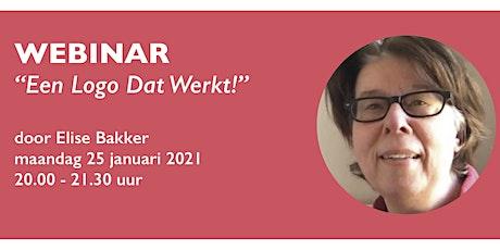 Workshop 'Een Logo Dat Werkt' tickets
