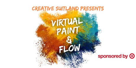 Self-Care Sundays: VIRTUAL PAINT+FLOW tickets