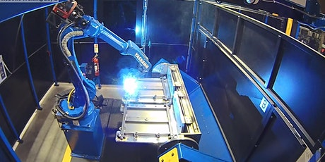 FILL THE GAP: Solving the Welder Shortage with Robotic Technology Webinar tickets