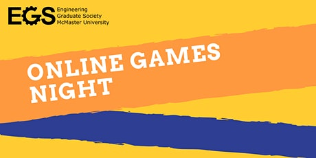 EGS Monthly Online Game Nights! tickets