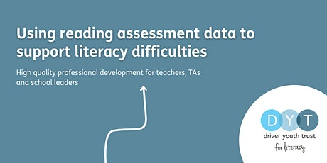 Using reading assessment data to support literacy difficulties tickets