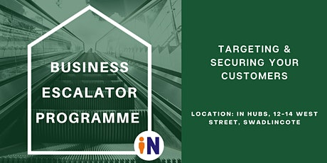 Targeting & Securing Your Customers tickets