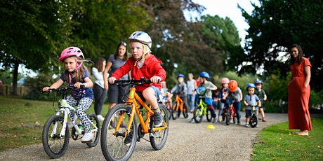 Improver's Cycling Group  3rd & 10th January (Back in Roberts Park) tickets