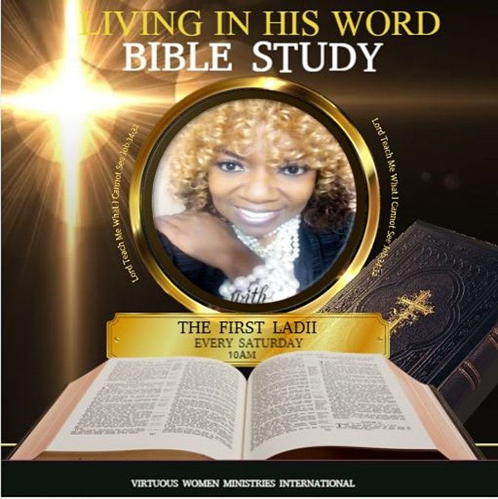LIVING IN HIS WORD image