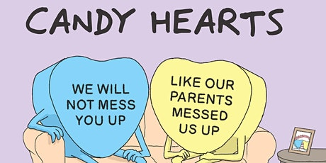 Tommy Siegel in conversation with Jackie Davis: Candy Hearts tickets