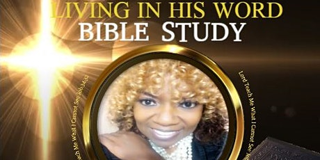 LIVING IN HIS WORD tickets