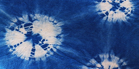 Handmade Heritage: Make your own Stitched Shibori & Organic Indigo Tote Bag tickets